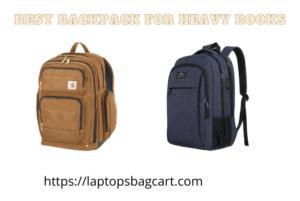 Best Backpack For Heavy Books